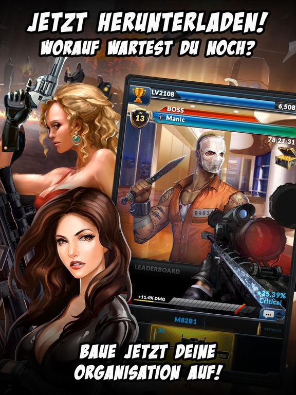 Underworld Empire Screenshot