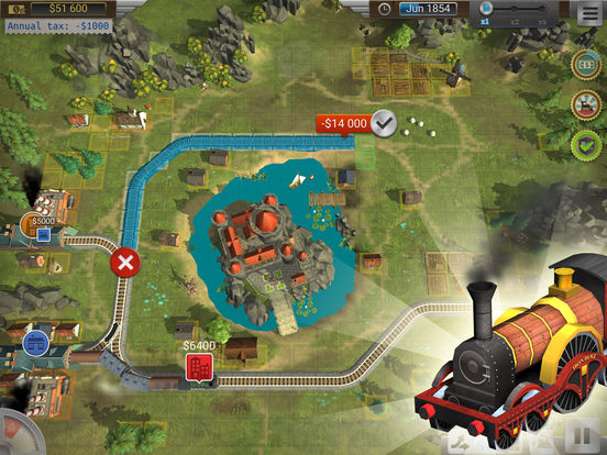 Train Valley iOS