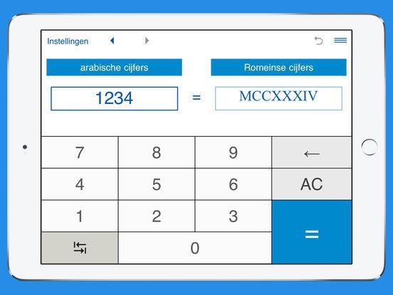 39 romeinse cijfers naar arabische cijfers omzetten 39 in de for Van nederlands naar arabisch
