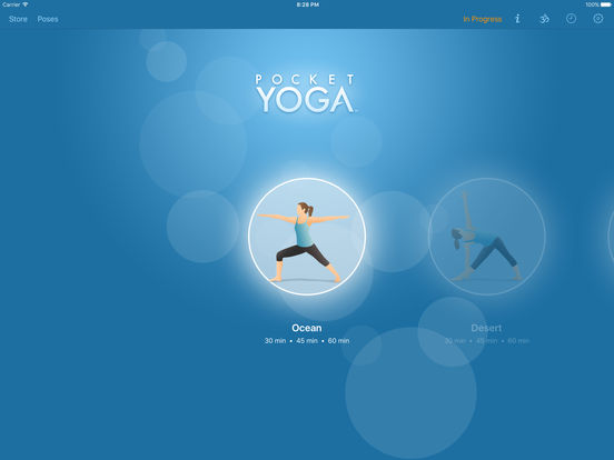 Pocket Yoga Screenshot