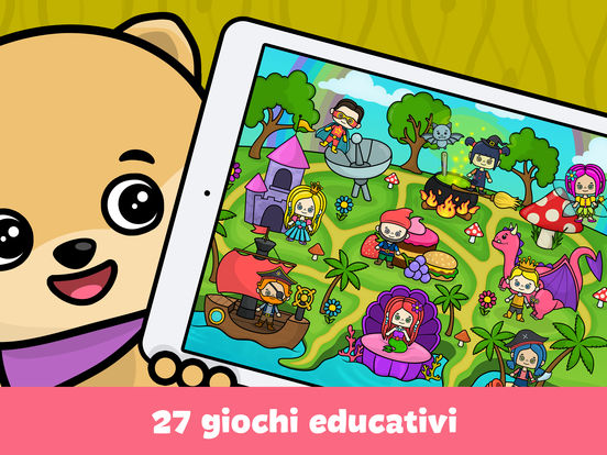 Giochi per bambini di 2 4 anni sull 39 app store for Giochi per bambini di 2 anni