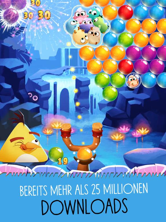 Angry Birds POP! - Bubble Shooter Screenshot