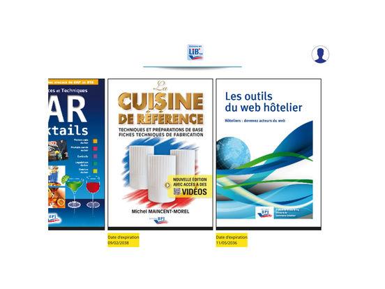 Libapp bpi par editions bpi sarl - Referentiel cap cuisine ...