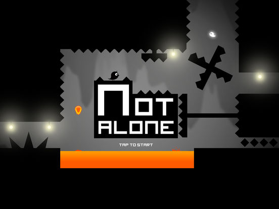 NOT ALONE - Story of a bird iOS Screenshots