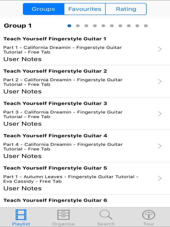 Teach Yourself Fingerstyle Guitar