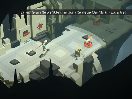 Screenshot 5 Lara Croft GO