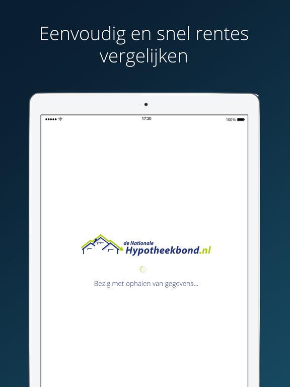 Hypotheekrente overzicht van alle geldverstrekkers app for Hypotheekrente overzicht