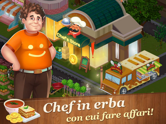 Star Chef Screenshot