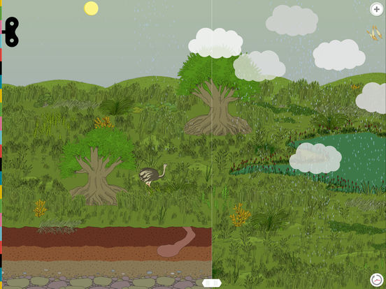 Planten door Tinybop Screenshot