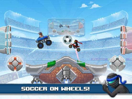 Drive Ahead! Sports iOS Screenshots