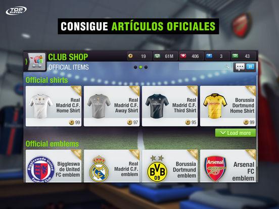 Top Eleven 2017 - Entrenador de Fútbol Screenshot