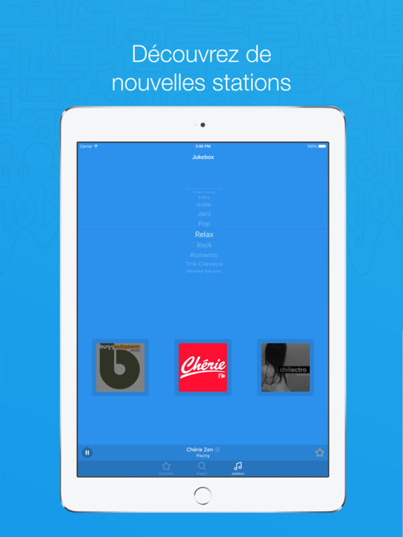 simple radio stations de radio am fm dans l app store. Black Bedroom Furniture Sets. Home Design Ideas