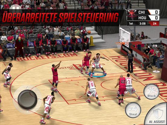 NBA 2K17 iOS Screenshots