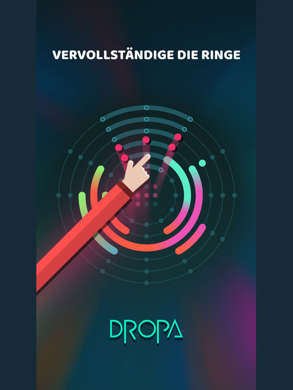 Dropa! iPhone iPad