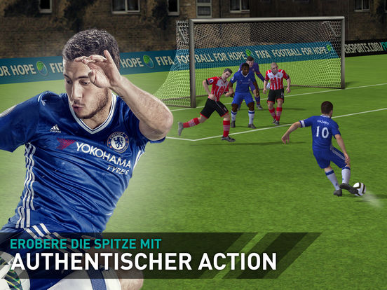 FIFA Mobile Fußball iOS Screenshots