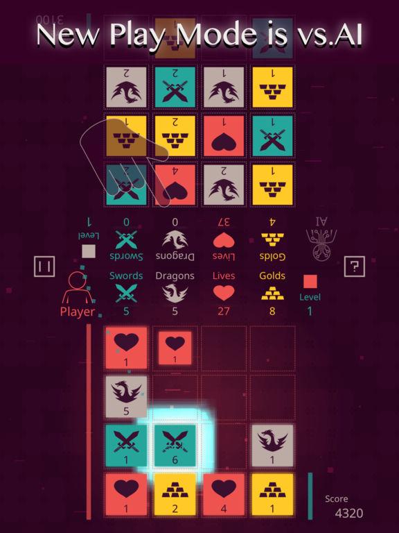 Dungeon Tiles Screenshot