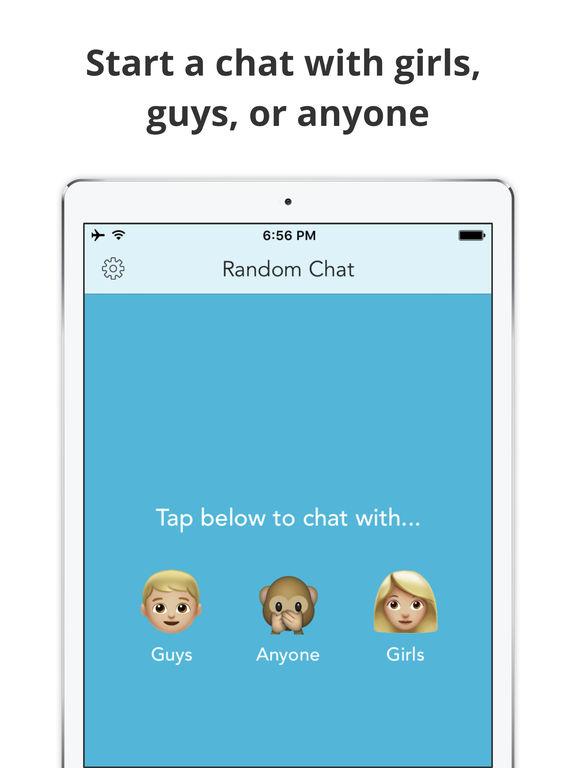 random chat par søger mand