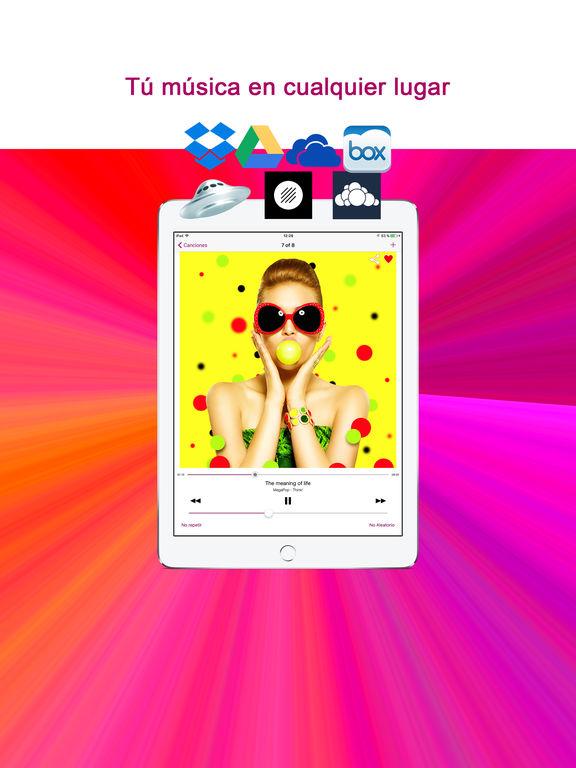Cloud Music - Musica Gratis y Reproductor de Nubes Screenshot