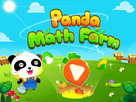 Panda Math Farm by BabyBus Screenshots