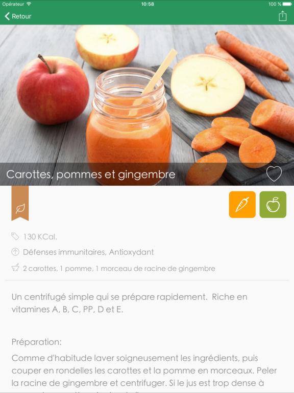 centrifugo recettes pour jus de fruits et l gumes par nicola canali. Black Bedroom Furniture Sets. Home Design Ideas