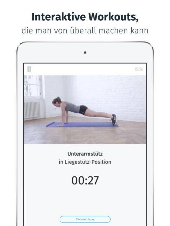 8fit: Fitness- & Ernährungsplan Screenshot