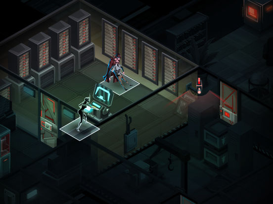 Invisible, Inc. iPhone iPad