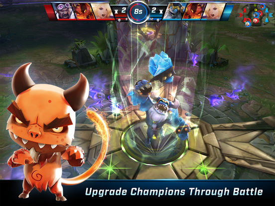 Call of Champions Screenshot