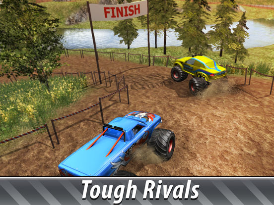 Monster Truck Offroad Rally 3D 2 Full Screenshots