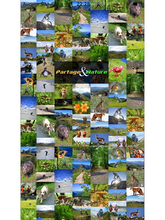 Screenshot #4 pour Partage et Nature