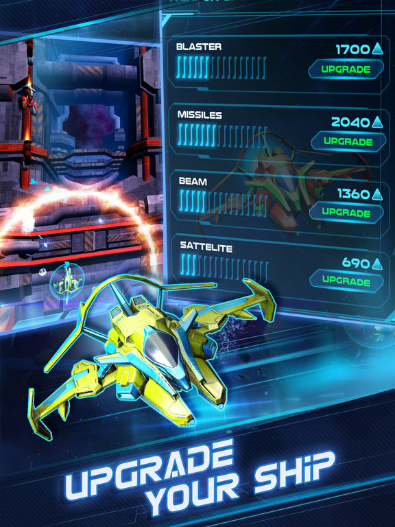 Screenshot 3 Photon Strike: Galaxy Shooter