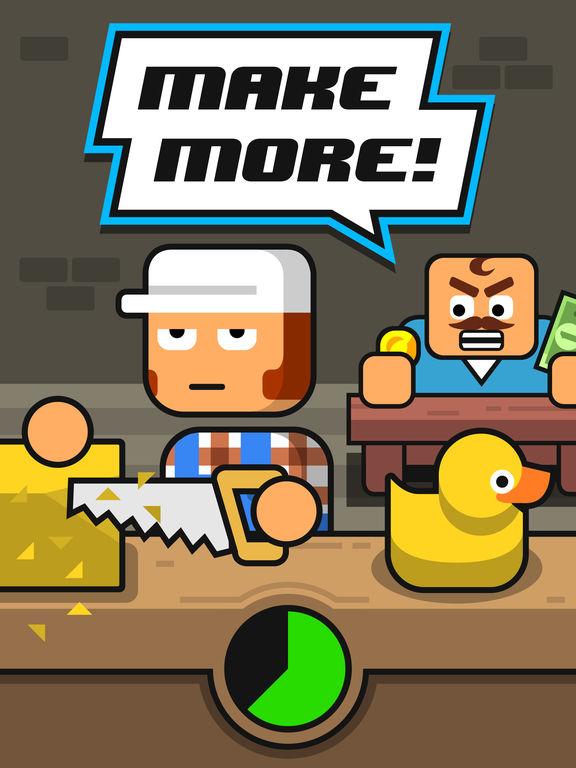 Make More! iOS Screenshots