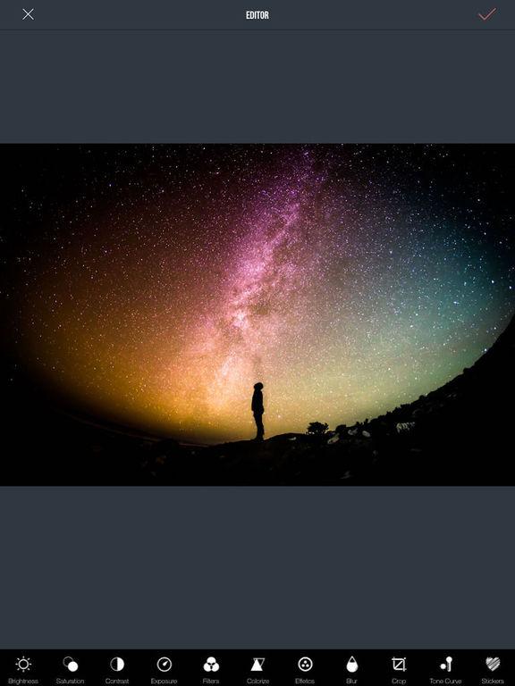 Picmastr - Create Amazing Photos iPad app afbeelding 2