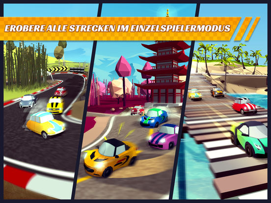 Pocket Rush iOS Screenshots