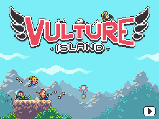 Vulture Island iOS Screenshots