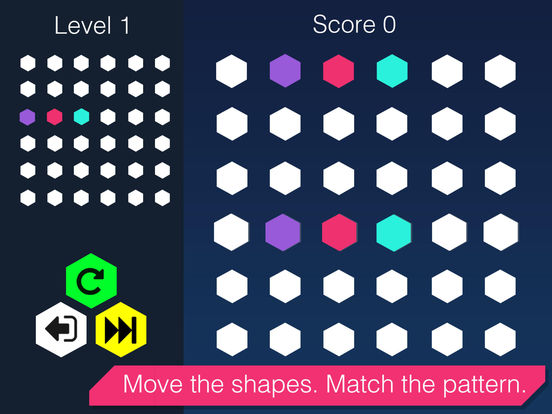 Hexmatch - The Challenge (Premium) Screenshots