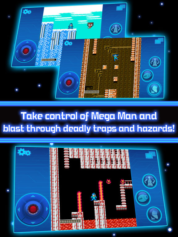 Mega Man 1-6 Mobile iOS
