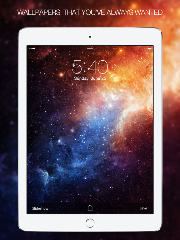 Galaxy Wallpapers – Space & Universe Wallpapers Screenshot