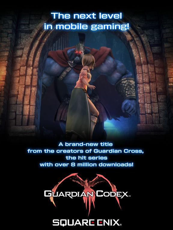 Guardian Codex iOS