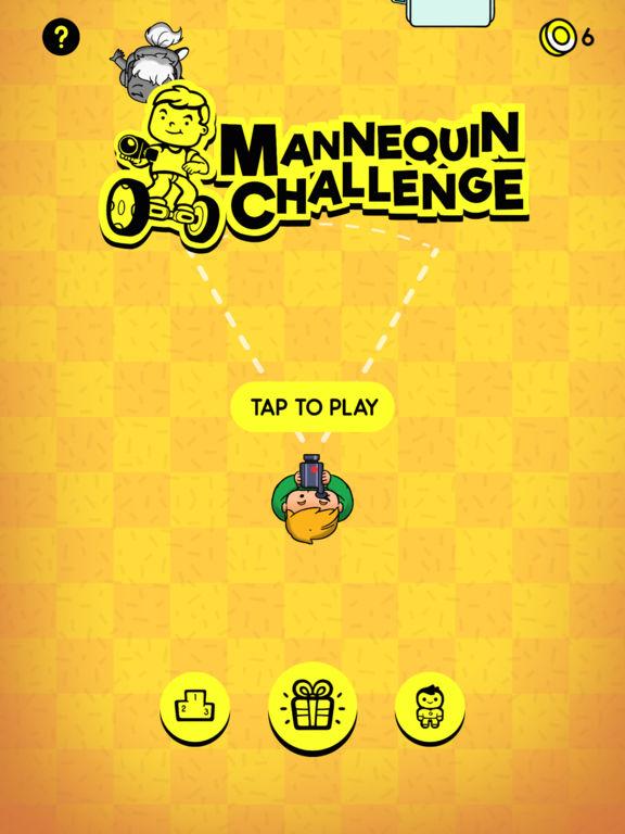 Mannequin Challenge iOS Screenshots
