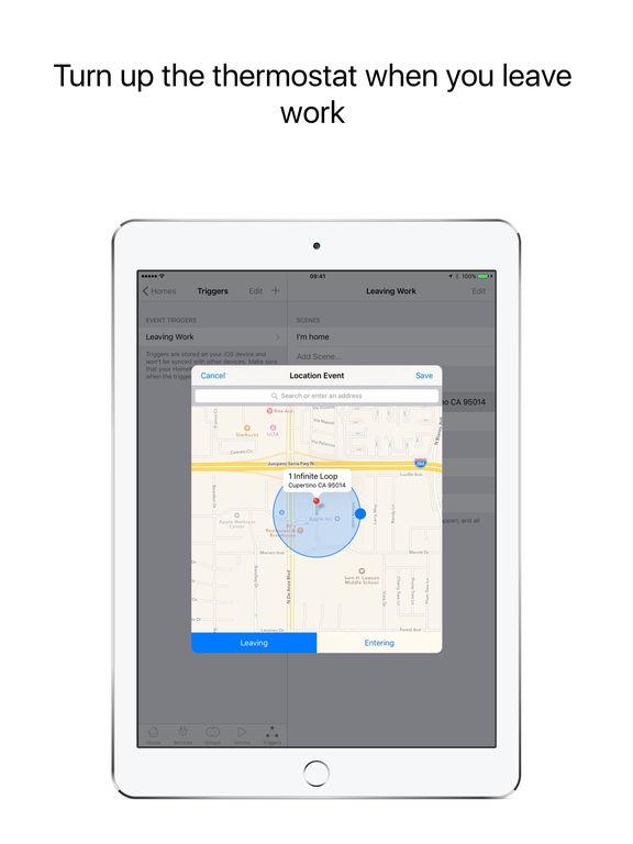 Home - Smart Home Automation Screenshot