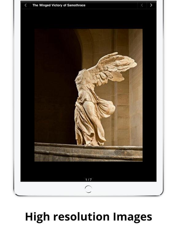 Louvre Museum Guide Full Edition Screenshot