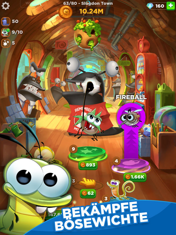 Best Fiends Forever iOS