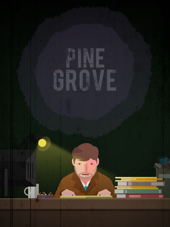 PINE GROVE iOS Screenshots