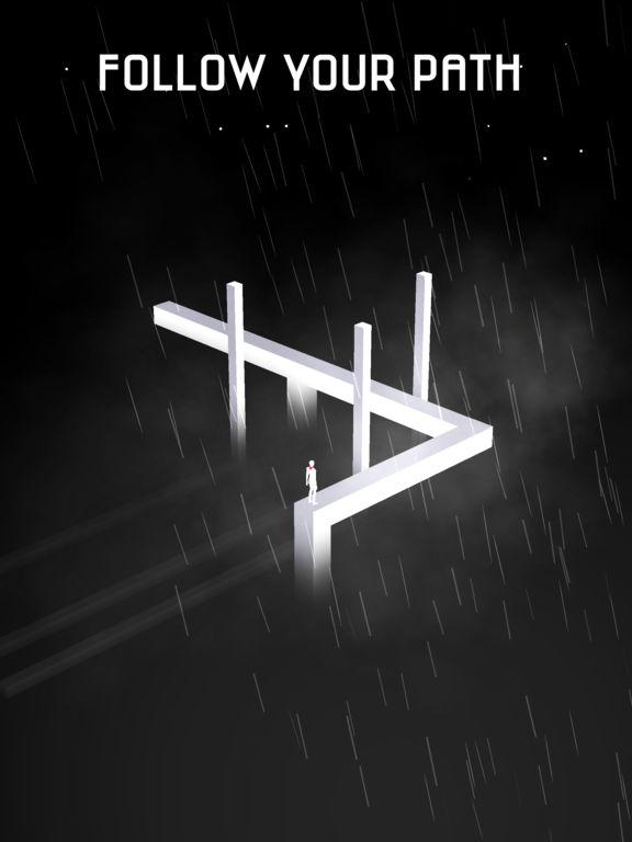 Crooked Path: Infinity Run iOS Screenshots