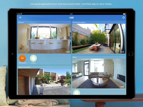 Nest votre maison port e de main dans l app store for Application de construction de maison ipad