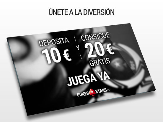PokerStars Poker: Juegos Gratis y de Dinero Real Screenshot