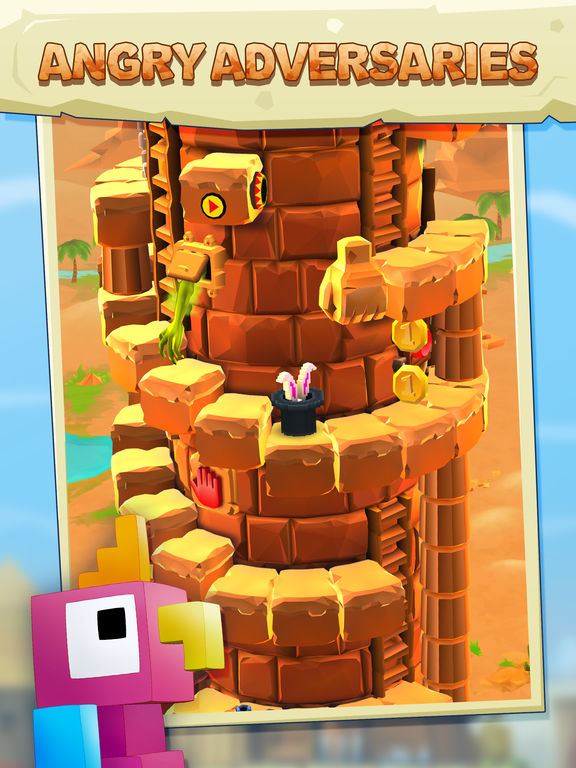 Screenshot 4 Blocky Castle