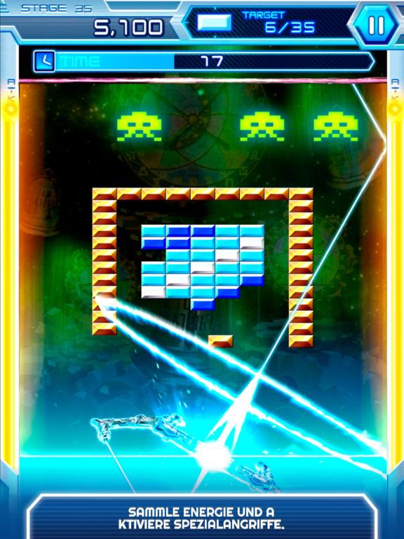 Screenshot 3 Arkanoid vs Space Invaders