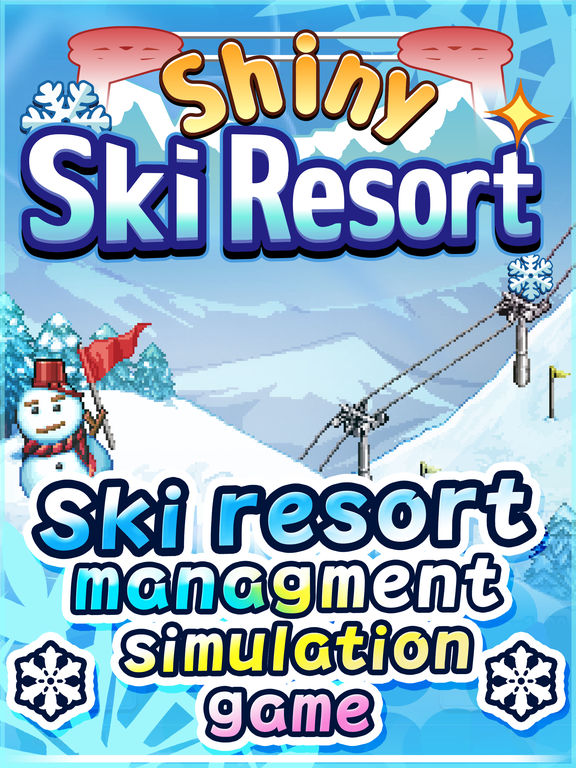 Screenshot 5 Shiny Ski Resort