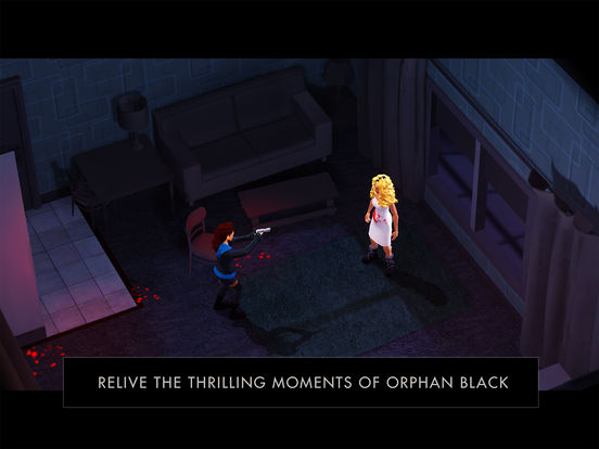 Screenshot 5 Orphan Black: The Game